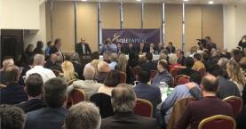 Αυγενάκης:Η Κυβέρνηση θέλει να πάρει το Υπ. Εσωτερικών τον έλεγχο των Δήμων
