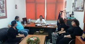 Συνάντηση στο Ε.Κ. Ηρακλείου για τις συντάξεις χηρείας