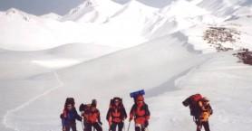 Ο Ορειβατικός στην κορυφή Ψαρή