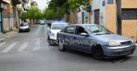 Ένα ακόμη τροχαίο με θύμα οδηγό δικύκλου στα Χανιά (φωτο)