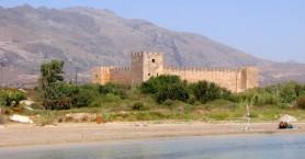 Το Φραγκοκάστελλο στις 30 καλύτερες παραλίες της Ελλάδας (φωτο)