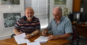 Υπεγράφη η σύμβαση για την επέκταση της Φοιτητικής Εστίας του Πολυτεχνείου