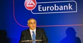 Αποχωρεί ο Ν.Καραμούζης από Πρόεδρος της Eurobank τον Μάρτιο του 2019