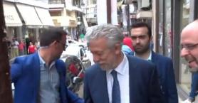 Γιούχαραν Κοντονή και Τζάκρη στα Γιαννιτσά - Αποδοκίμασαν βουλευτή Λάρισας
