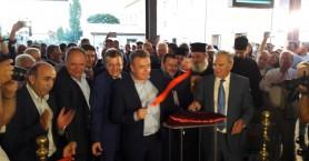 Εγκαινιάστηκε ο νέος επιβατικός σταθμός του ΚΤΕΛ Ηρακλείου – Λασιθίου