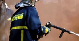 Η μια πυρκαγιά στην Κρήτη άναβε η άλλη έσβηνε χθες