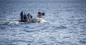 Επαγγελματίας ψαράς αλίευσε αμφορέα στον κόλπο των Χανίων