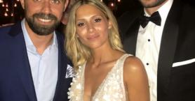 Λαμπερός γάμος στην Κρήτη για τον Μιχάλη Σηφάκη (φωτο)