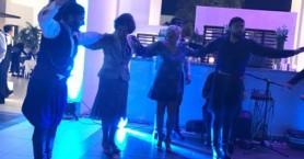 Κρητικά χόρεψε στο Ρέθυμνο η Βασίλισσα Σοφία