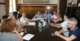 Σύσκεψη για υδατικό δυναμικό λεκάνης Ταυρωνίτη