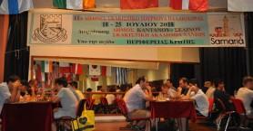 Ολοκληρώθηκε το 11ο Διεθνές Τουρνουά της Παλαιόχωρας