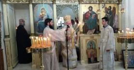 Εγκαινιάστηκε ο Ιερός Ναός των 12 Αποστόλων στα Σφακιά (φωτο)