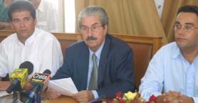 Συλλυπητήρια ανακοίνωση Λευτέρη Αυγενάκη για τον Μιχάλη Φαρσάρη