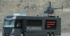 Το αυτοκινούμενο των 2 εκατ. δολαρίων που έχει και ελικόπτερο