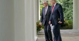 Πώς αποτιμά η Ευρώπη τη συμφωνία Γιούνκερ-Τραμπ