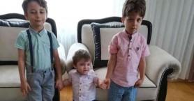 Αυτά είναι τα τρία αγγελούδια που αγνοούνται με τη μητέρα τους στον Έβρο