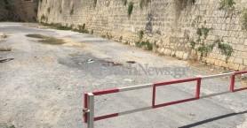 Νεκρός ο άνδρας που έπεσε από τα τείχη στο Ηράκλειο