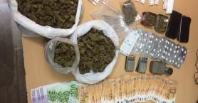 Πάνω από 650 γραμμάρια κάνναβης κατασχέθηκαν στο Ηράκλειο