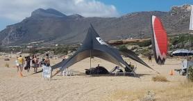 Πασίγνωστο ριάλιτι γυρίζεται σε παραλία στη Δυτική Κρήτη