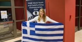 Η παγκόσμια πρωταθλήτρια σκακιού στα Χανιά