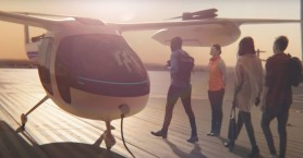 Uber: Τα ιπτάμενα ταξί είναι πολύ πιο κοντά απ' όσο νομίζουμε