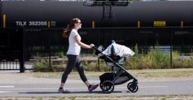 Τα μωρά σε καροτσάκια είναι εκτεθειμένα σε περισσότερη ατμοσφαιρική ρύπανση