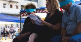 Το «Διαβάζω για τους άλλους» στην Έκθεση Βιβλίου στο Ηράκλειο