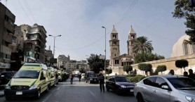 Απετράπη επίθεση αυτοκτονίας σε χριστιανική εκκλησία στο Κάιρο