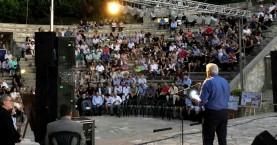 Η εκδήλωση στον Εμπρόσνερο για τον Ελ.Βενιζέλο και τον Ιωαν. Μαρκάκη