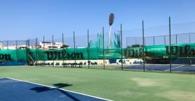 Έργα αναβάθμισης στα γήπεδα του τένις