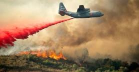 Νέες μεγάλες φωτιές στις ΗΠΑ