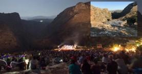 Συμφωνική συναυλία υπό το φως της πανσελήνου στην Ρόκκα Κισσάμου (βίντεο)