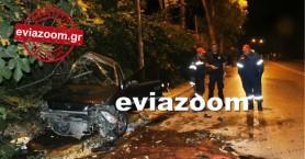 Τραγωδία: Φονική σύγκρουση οχημάτων με δύο νεκρούς