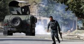 Επίθεση με ρουκέτες κοντά στο προεδρικό μέγαρο της Καμπούλ (βίντεο)