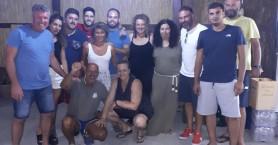Κρήτη: Ιταλοί έμειναν χωρίς λεφτά &ρούχα λόγω φωτιάς- Τους βοήθησαν ντόπιοι