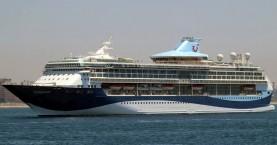 Κρουαζιερόπλοιο στην Σούδα εκτάκτως το πρωί της Κυριακής