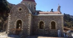 Ο Οικουμενικός Πατριάρχης κ.κ.Βαρθολομαίος στα θυρανοίξια ναού στην Κίσσαμο