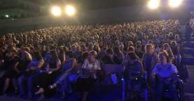 Πλήθος κόσμου στην φιλανθρωπική συναυλία της Ι.Μ. Κυδωνίας & Αποκορώνου