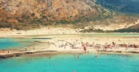 Φοιτητές του erasmus διαφημίζουν την Κρήτη (βιντεο)