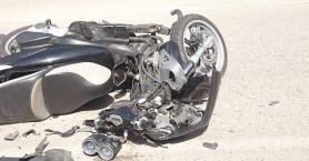 Σοβαρός τραυματισμός 2 νεαρών σε τροχαίο στα Χανιά
