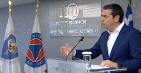 Τσίπρας: Το σημαντικό είναι να πάρουμε μέτρα, όχι να ζητάμε κάλπες