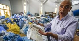 Παλαιστίνη: Τα ταχυδρομεία θα διανείμουν 10,5 τόνους αλληλογραφίας