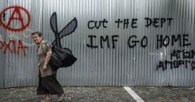 Επιμένει το ΔΝΤ στην περικοπή των συντάξεων