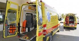 Σοβαρό τροχαίο ατύχημα στο Γιόφυρο!