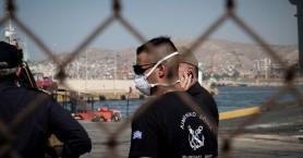Βρέθηκε όπλο σε βαν των ΕΛΤΑ στο γκαράζ του Ελευθέριος Βενιζέλος