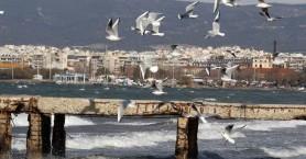 Βροχές από αύριο στην Κρήτη - Μεγάλη πτώση της θερμοκρασίας