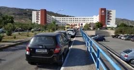 Απαράδεκτη κατάσταση με τις παράνομες σταθμεύσεις στο νοσοκομείο Χανίων