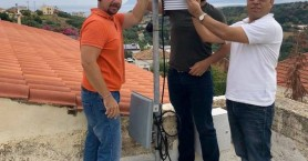 Νέος μετεωρολογικός σταθμός λειτουργεί στη Νέα Κυδωνία στα Χανιά