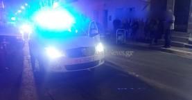 Αυτοκίνητο παρέσυρε παιδάκι σε τροχαίο στα Χανιά