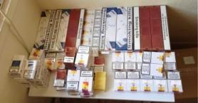 Θεσσαλονίκη: Κατασχέθηκαν χιλιάδες λαθραία πακέτα τσιγάρων και καπνού